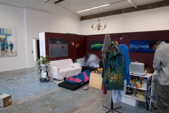 Rundgang 2013 atelier Prof. Gabriele Langendorf: