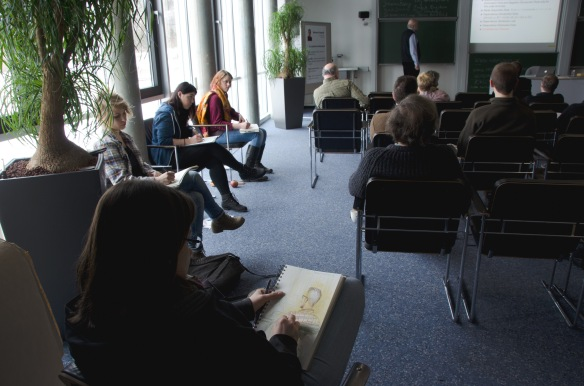 "Hochschule der Bildenden Kuenste Saar, Projekt ""Forschungsaufenthalt"""