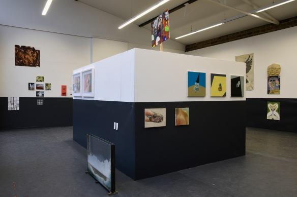 Hochschule der Bildenden Kuenste Saar, Rundgang 2015