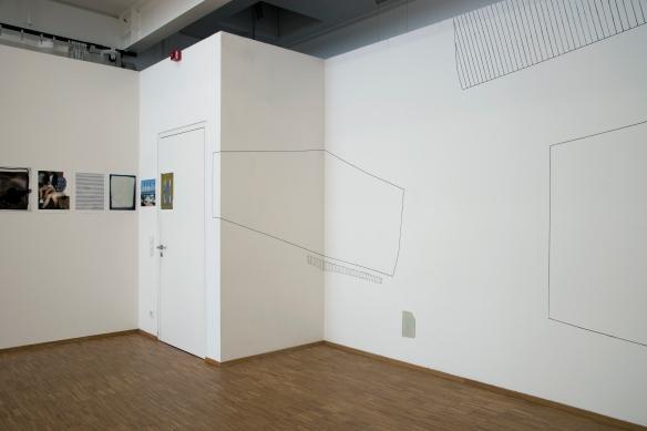 """""""Wrong Turn"""", Ausstellung in der Galerie der HBKsaar, 20.5.-6.6.2015"""