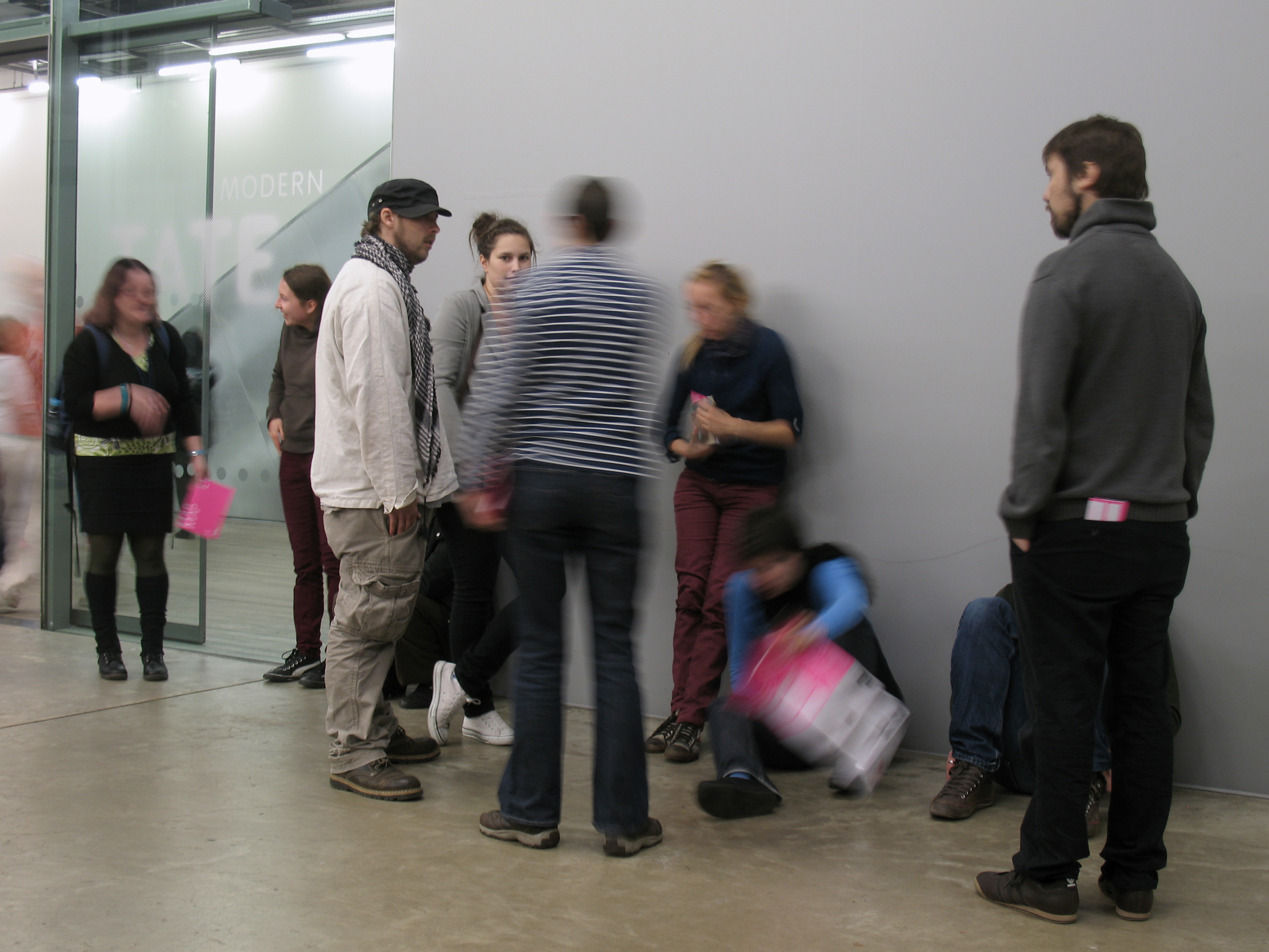 Exkursionen malerei hbksaar atelier prof gabriele for Deja vu karlsruhe